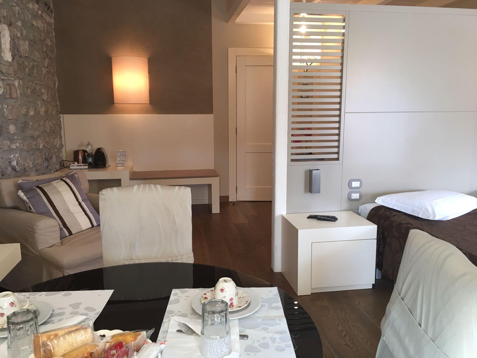 Hotel Oreste Suite